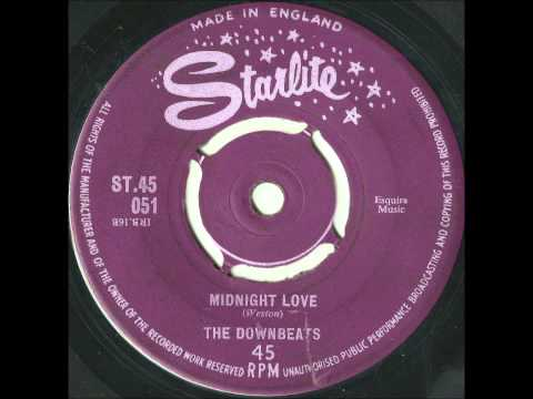 Downbeats - Midnight Love - Fanatastic and Rare Jamaican Doo Wop Ballad