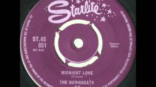 Downbeats - Midnight Love - Fanatastic and Rare Jamaican Doo Wop Ballad