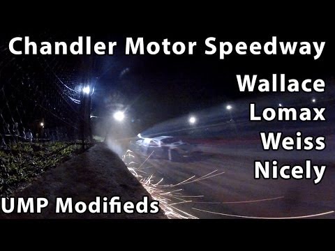Chandler Motor Speedway Modifieds 5.16.14 WideOpen Broadcasting RDV
