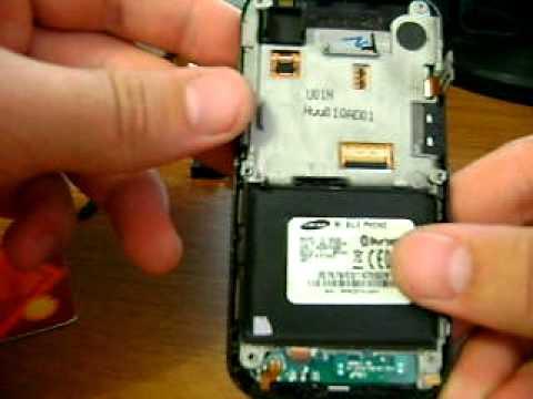 Как разобрать телефон samsung s5230 как подключить телефон samsung duos к компьютеру