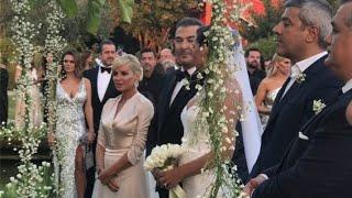 Ο γάμος του Αντώνη Ρέμου με την Υβόννη Μποσνιακ. Οι καλύτερές στιγμές τους