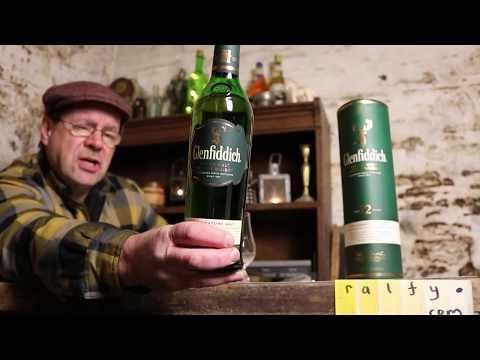 ralfy review 712 - Glenfiddich 12yo @ 40%vol re-reviewed 2018