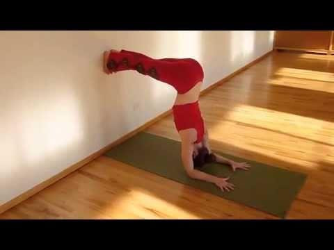 Forearm Balance Dolphin On The Wall Youtube