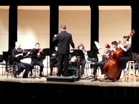 Mozart's musical joke, mov. 4 Presto, or Ein musikalischer Spaß, k. 522