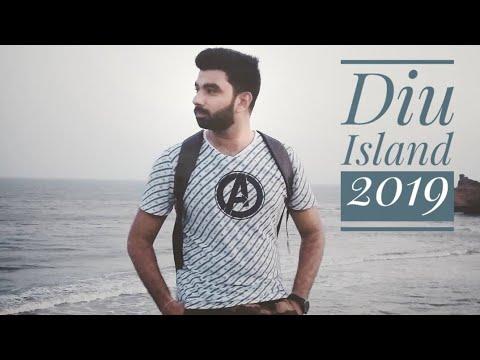 Diu Island Part-2 | Mini Goa | Let's Beach