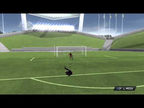 Fifa 10-18 | How To Do A Bicycle Kick | Xbox 360