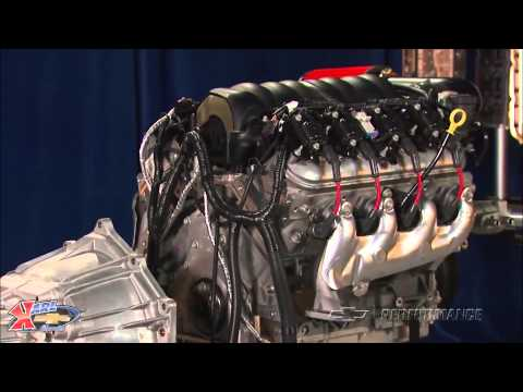 Chevy Performance LS3 Connect & Cruise Packages