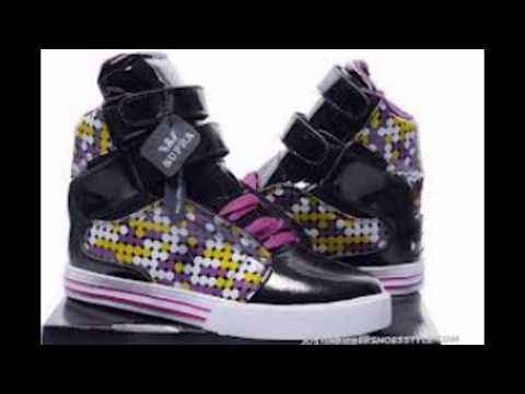 Supra Shoes Justin Bieber Collection