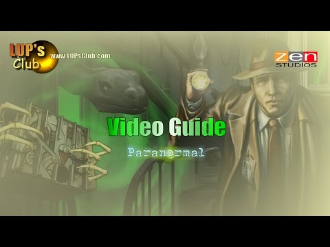 Pinball FX2 & Zen Pinball 2 : Paranormal (Video guide LUP