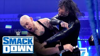 Jeff Hardy vs. King Corbin: SmackDown, March 13, 2020