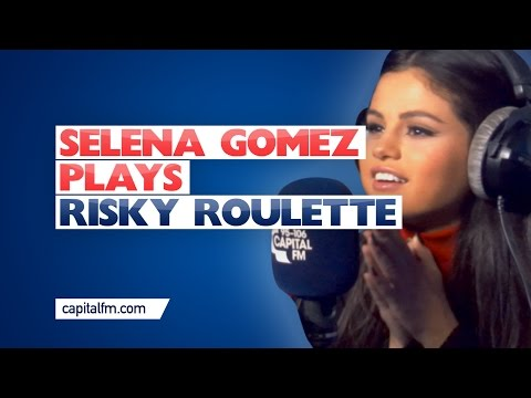 Selena Gomez Goes BRIGHT Red During Our Risky Roulette Challenge!
