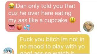 The Bakugan Girls Texting Story Part 1