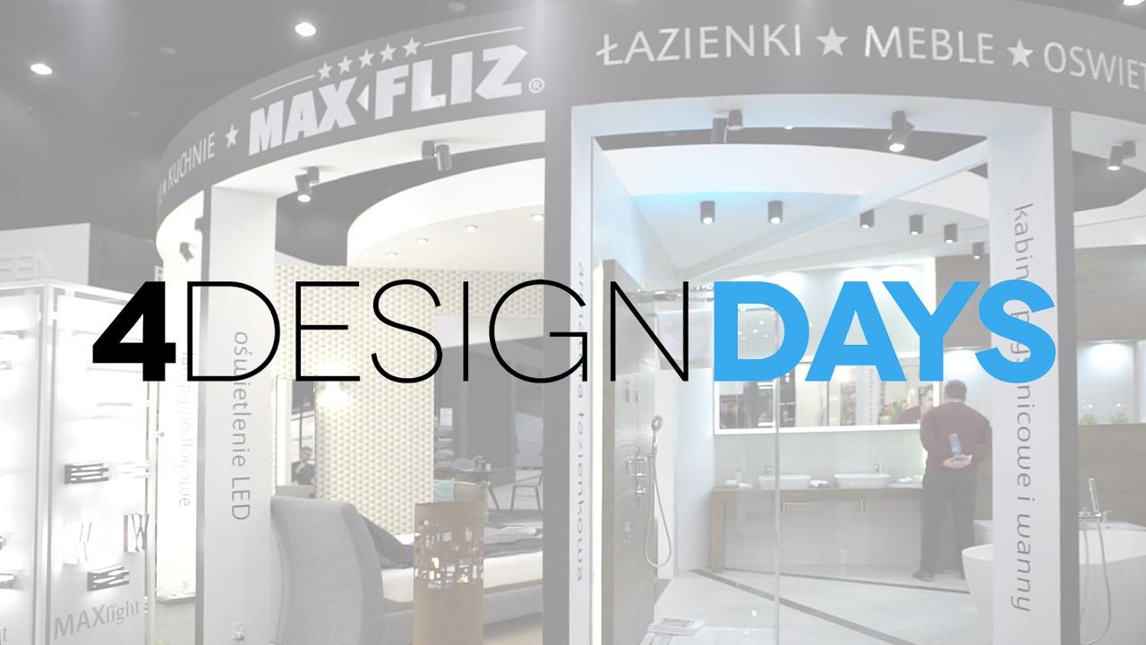 4 Design Days 2017 Stoisko Maxfliz