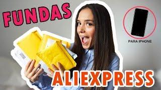 FUNDAS IPHONE ALIEXPRESS 11.11    Unboxing + Haul