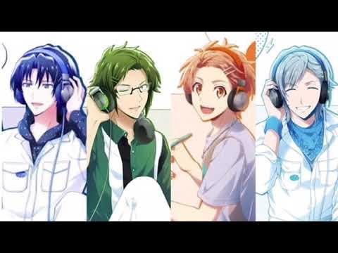 Wonderful Octave/Iori&Yamato&Mitsuki&Tamaki Ver./同時再生