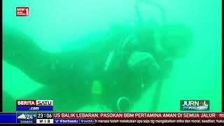 Pencarian Korban KM Arista yang Tenggelam di Makassar Diperluas