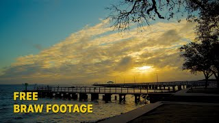 God Rays Color-Grading Plus Free BRAW Footage Download | Ming Effect