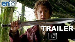 The Hobbit An Unexpected Journey Official Trailer [HD]: Peter Jackson, Martin Freeman & Ian McKellen