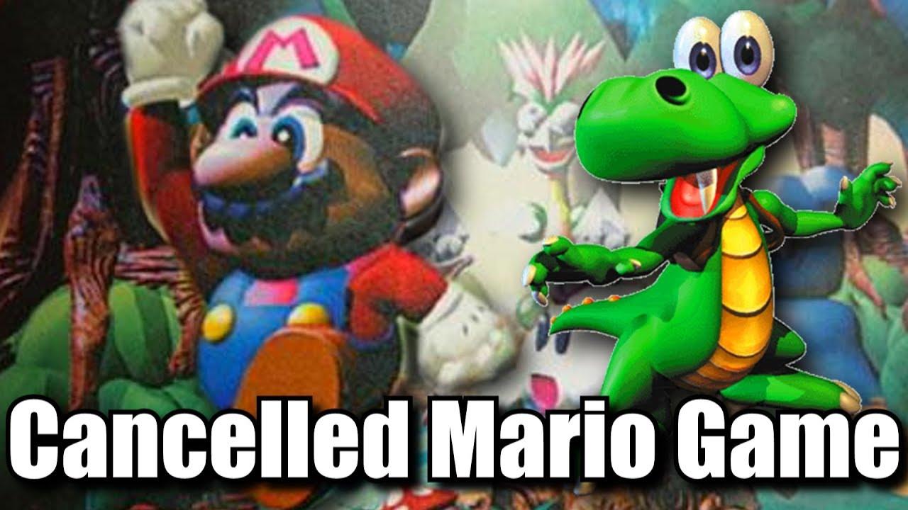 Mario Clash: The first, forgotten 3D Mario game