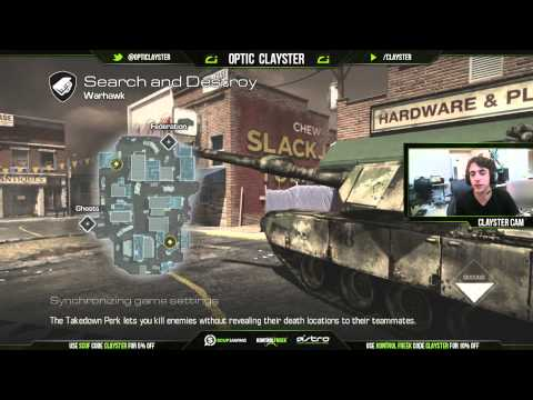 Twitch stream from Clayster on 23 Mar 2014 120802