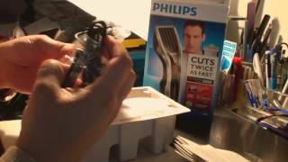 Машинка для стрижки Philips HC5440  15 розпакування і загальне враження