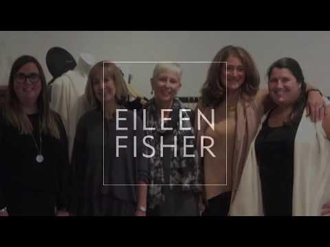 Eileen Fisher Hingham's 10 Year Anniversary Fall Fashion Show 2017