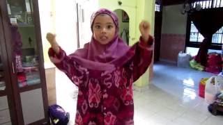 Pembelajaran TK/RA - Lagu Lonceng Berbunyi - Khansa