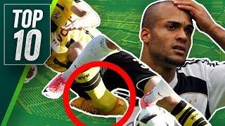 Tragische Karriereenden: Top 10 Spieler die zu früh mit dem Fußball aufhören mussten!