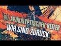 DIE APOKALYPTISCHEN REITER - Wir sind zurück  (OFFICIAL LYRIC VIDEO)