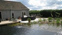 How to build a Natural Pool - DIY Organic Pool build