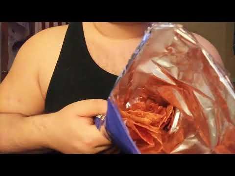 Doritos Blaze challenge (gone wrong)