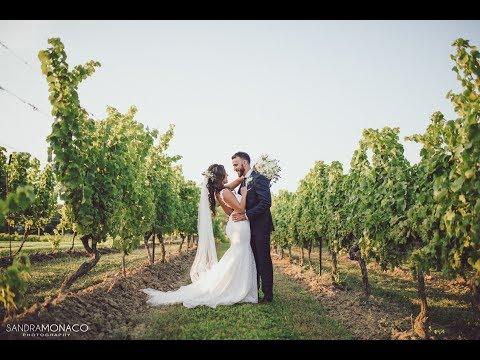 Vineland Vineyards Niagara Wedding Film