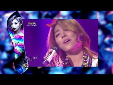 Ailee's live high notes compilation (G4~A5)