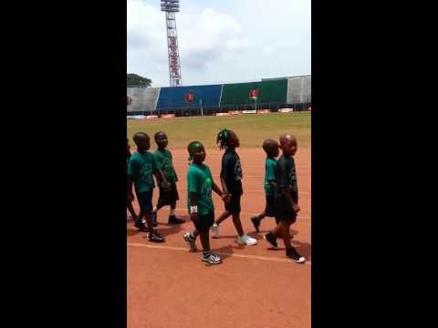 SPORTS DAY - National Stadium, Sierra Leone