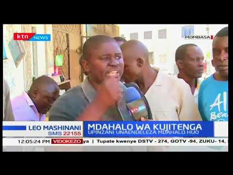 Wakazi wa Mombasa watoa kauli zao kuhusu mdahalo wa kujitenga