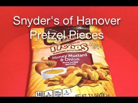 Snyder's of Hanover Pretzel Pieces