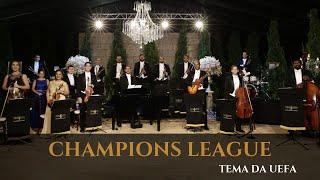 Tema da UEFA - Champions League - Entrada do noivo