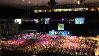 DanceBlue 2015 Marathon Finale Dance University of Kentucky (UK Dance Blue) Part 1
