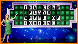 REGIS PHILBIN AND KELLY RIPA!!!! FUNNY WHEEL OF FORTUNE GAME!