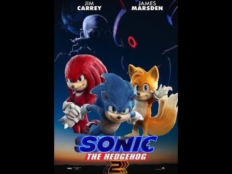 Sonic The Hedgehog 2 2022 Official Trailer Paramount Pictures Leak Youtube