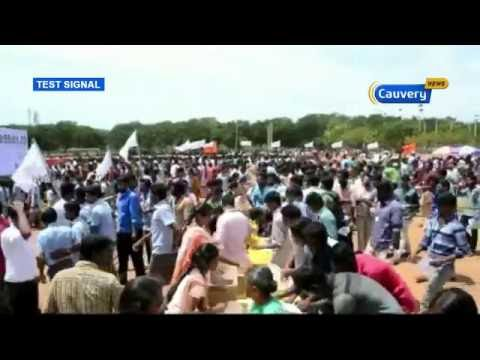 Student organ donors set Guinness record | Cauvery New