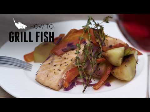 3 Ways To Grill Fish