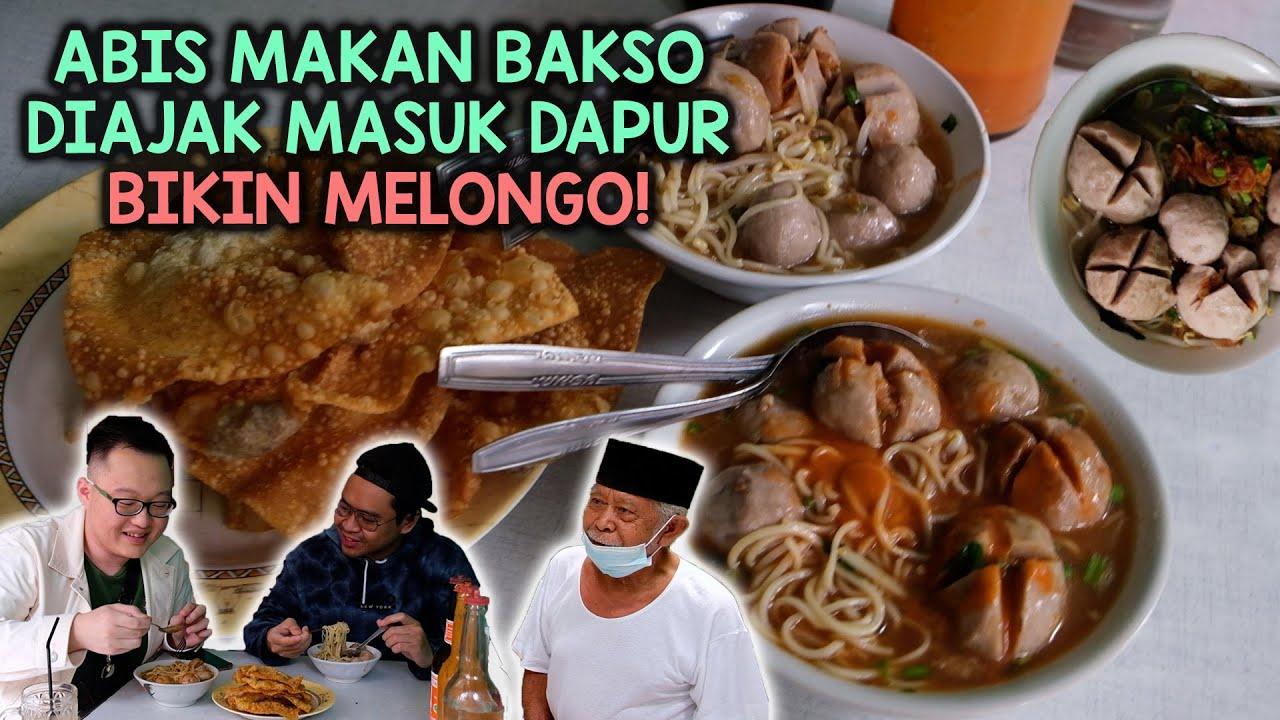 Download SYOK MASUK DAPUR RUMAH MAKAN BAKSO INI, GA NYANGKA SEBEGITUNYA MANG BANDI 😱