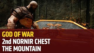 God of War (PS4) – Second Nornir Chest in The Mountain