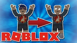 LOST MY HAIR! (English Roblox: Robloxian Life)