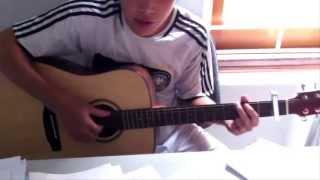 [HD] Tớ xin lỗi guitar cover