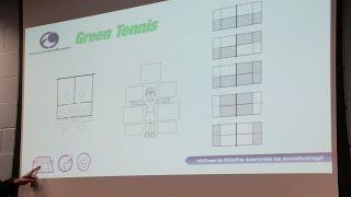 Tennis Competencies for Kids 10andUnder. Part 4. Green Ball