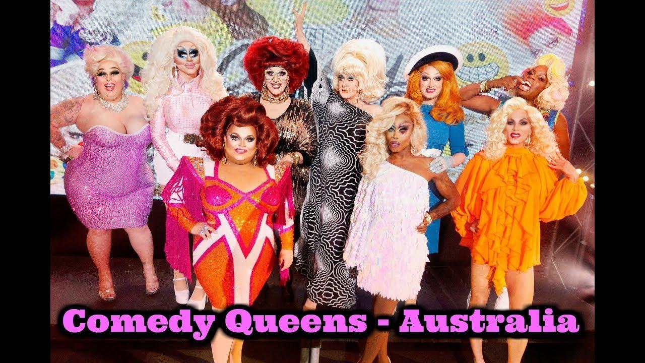 Comedy Queens in Australia