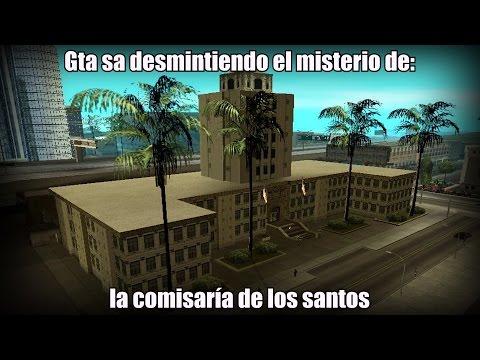 GTA SA #12: Desmintiendo el misterio de la comisaría de los Santos