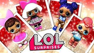 Сериал про куклы лол сюрприз и веселые игрушки аниме! Интересные мультики ЛОЛ стоп моушен. Трейлер